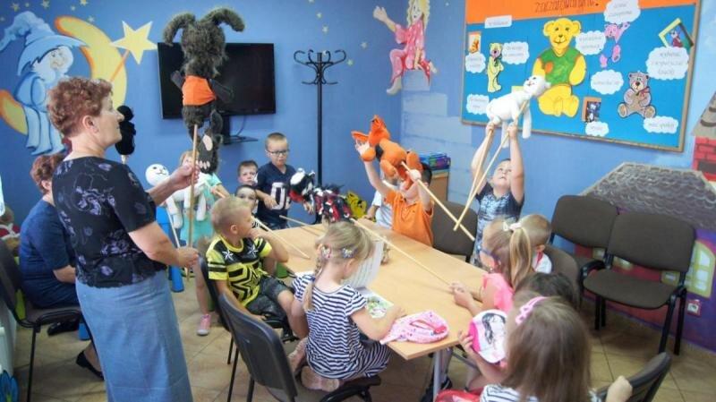 2018.05.30 - Wizyta przedszkolaków