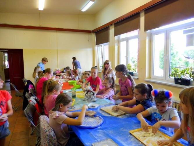 2019.07.18 - Pieczenie chleba - BibioWakacje